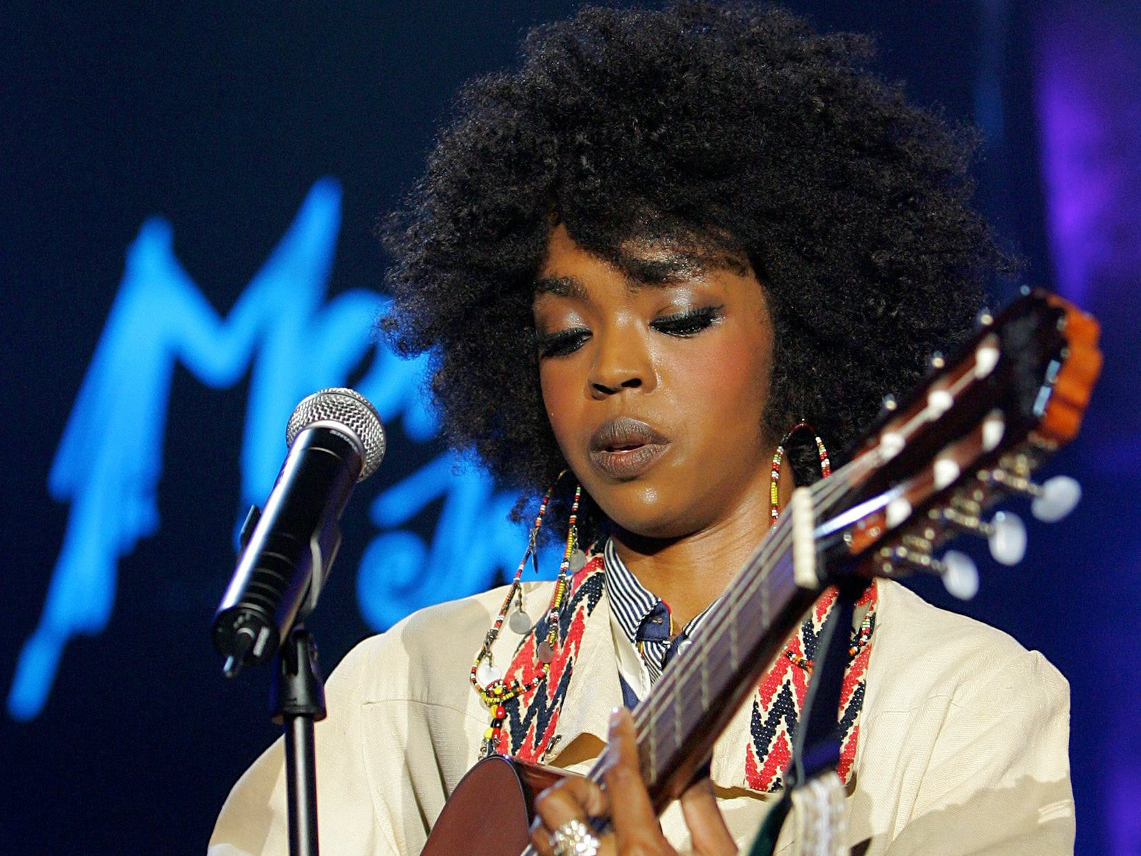Lauryn Hill might have to sing her way thru jail bars soon.