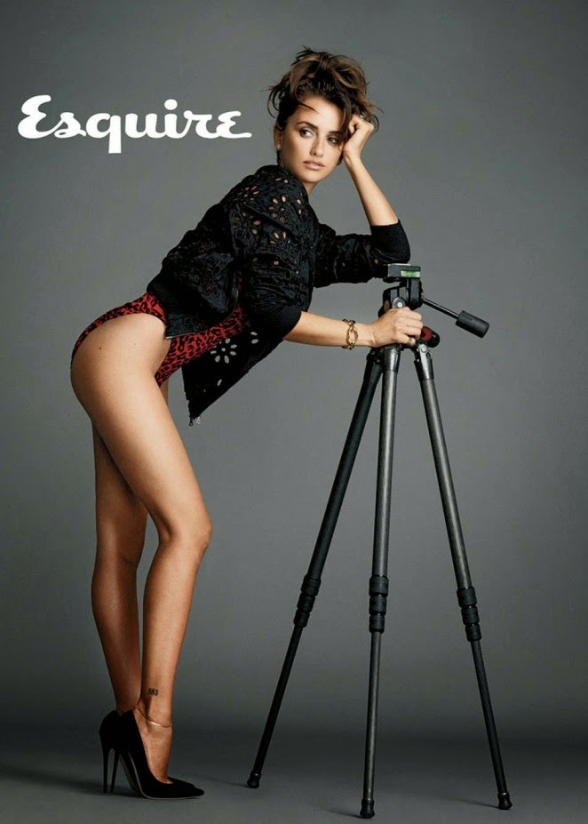 Penelope Cruz Is Esquire S Sexiest Woman Alive Of 2014